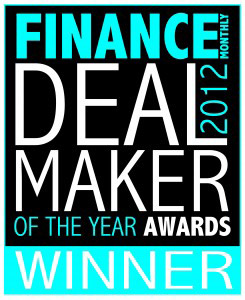 Finance Deal Maker of the Year Awards Winner