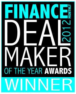Finance Deal Maker of the Year Awards Winner